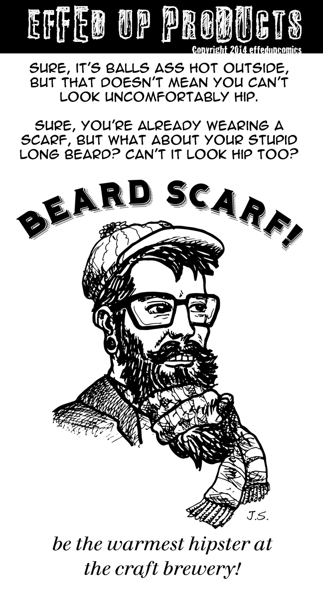 Beardscarf